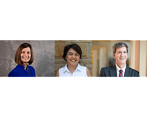 Three executives named to The Children's Institute's Board of Directors