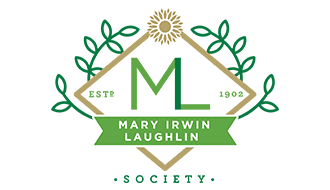 Mary Irwin Laughlin Society Logo